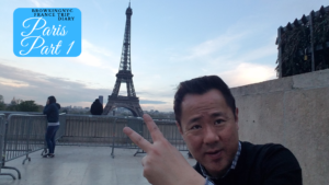 BrowkingNYC France Trip Diary (Paris & French Riviera)  Paris/ Part 1