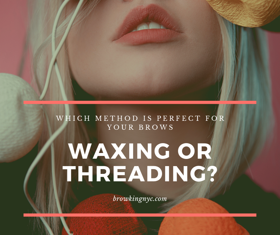 waxing or threading cover