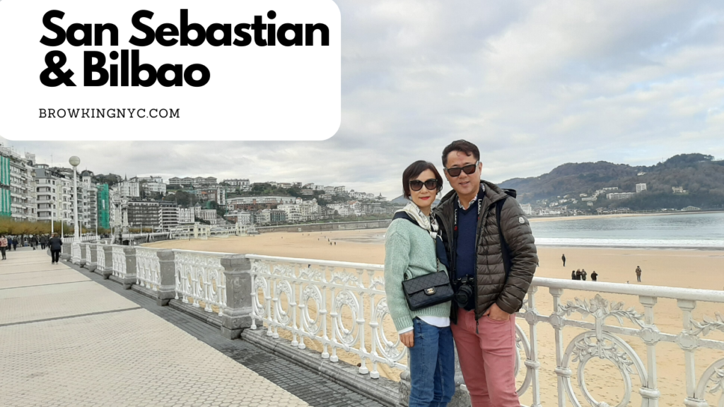 san sebastian & Bilbao